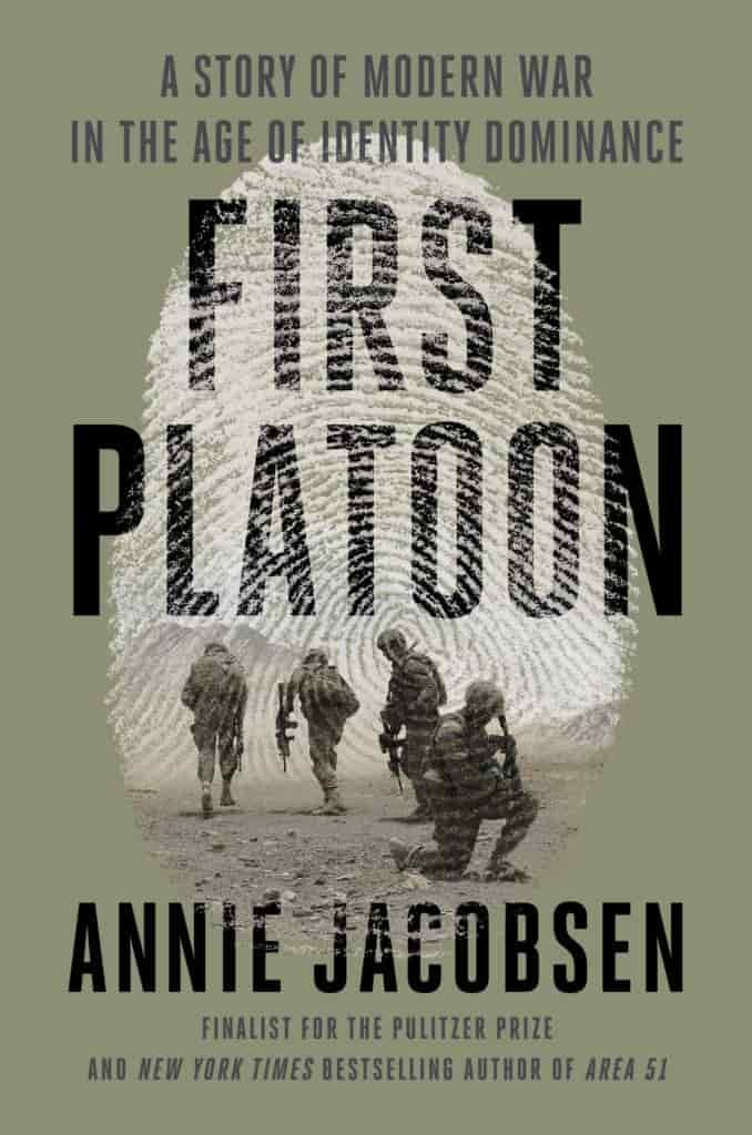 First Platoon Book
