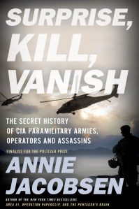 Surprise, Kill, Vanish Book Cover