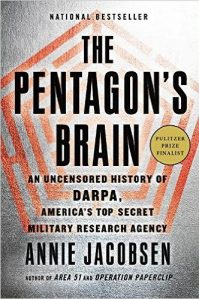 The Pentagon's Brain Pulitzer Prize Finalist Book Cover